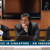 DOING BUSINESS IN SINGAPORE : AN INDIAN PERSPECTIVE(Nov 21, 2016)
