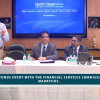 NDA Funds Event With the Financial Services Commission, Mauritius (August 13, 2018)