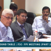 Round Table : FSC- FPI Meeting Part 2 (August 20, 2018)