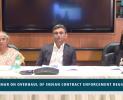 Webinar on Overhaul of Indian Contract Enforcement Regime (October 23, 2018)