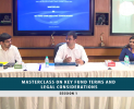 Masterclass on Key Fund Terms and Legal Considerations (June 13, 2019) Part 1