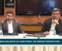 Webinar on Dealing with US Sanctions: An Indian Perspective (July 30, 2019)