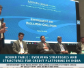 Round Table : Evolving Strategies And Structures For Credit Platforms In India (February 08, 2019) ENFORCEMENT AND REGULATORY CHALLENGES & IMPACT OF NBFC CRISIS ON REAL ESTATE AND INFRASTRUCTURE