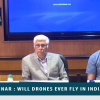 Round Table : Will Drones ever fly in India? (Introduction) December 05, 2017