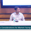 Regulatory and Tax Considerations for Market Facing Investment Funds (Apr 27, 2018)