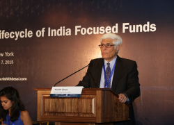 Seminar: Lifecycle of India Focused Funds (New York) – Introduction by Nishith Desai