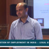 Termination of Employment in India – Legal Aspects (April 11, 2017)
