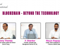 Block Chain – Beyond The Technology (April 06, 2019)