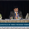 Seminar: Lifecycle of India Focused Funds (New York, July 12, 2016): Panel 3