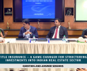 Round Table & Webinar : Title Insurance – A Game Changer for Structuring Investments into Indian Real Estate Sector (August 07, 2019) QnA