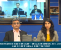 Webinar : Arbitration and Conciliation (Amendment) Act, 2019: Age of Orwellian Arbitration? (August 30, 2019)