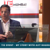 TiE Event – My Story with Ajit Nagral (July 06, 2018)