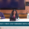 Webinar: Digital Privacy: First Step Towards Data Localization (Apr 26, 2018)Session