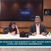 Webinar: NDA Series on Insolvency and Bankruptcy Code: Recent Jurisprudence, Issues and Proposed Amendments (10 April 2018)Webinar