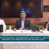 Webinar : NDA Series on Insolvency and Bankruptcy Code: Part IV – Analysis of Ordinance 2018 amending the Code and what next? (June 14, 2018) Webinar