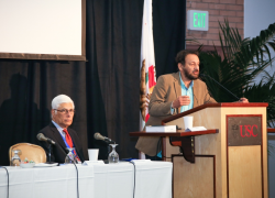 The Future of Media and Entertainment: Introduction (September 30, 2014, Los Angeles)
