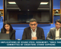 """Webinar: Implications of Essar Steel Judgment under the Insolvency Code: """"Does the Committee of Creditors stand supreme?"""" (November 21, 20191)"""