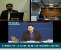 Webinar on E-Mobility : A Sustainable Automotive Sector (December 04, 2019)
