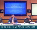 Webinar : Re-Thinking Indian Private Equity Exits (March 05, 2020)