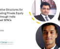 Innovative Structures for Facilitating Private Equity Exits through India Focused SPACs