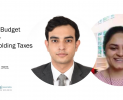 Union Budget 2021 – Withholding Taxes