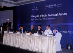 Seminar on Lifecycle of India Focused Funds (Mumbai): Panel II
