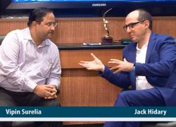 Dissecting Bitcoins – Vipin Surelia & Jack Hidary