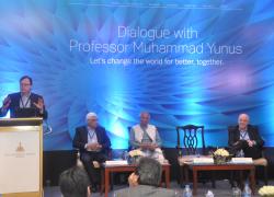 Dialogue With Prof. Muhammad Yunus: Part II