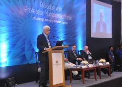 Dialogue With Prof. Muhammad Yunus: Intro