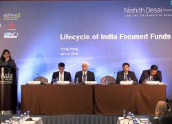 Seminar: Lifecycle of India Focused Funds (Tuesday, April 14, 2015, Hong Kong) – Panel 1