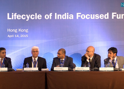 Seminar: Lifecycle of India Focused Funds (Tuesday, April 14, 2015, Hong Kong) – Panel 2
