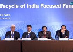 Seminar: Lifecycle of India Focused Funds (Tuesday, April 14, 2015, Hong Kong) – Panel 3