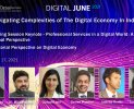 Digital June 2021 – Closing Session Keynote – Professional Services in a Digital World: A Global Perspective Sectorial Perspective on Digital Economy