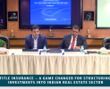 Round Table & Webinar : Title Insurance – A Game Changer for Structuring Investments into Indian Real Estate Sector (August 07, 2019) Session