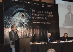 (Un) Conference – The Future of Media and Entertainment in the Midst of Unpredictability (September 29, 2015, Los Angeles): Introduction