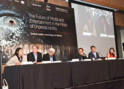 (Un) Conference – The Future of Media and Entertainment in the Midst of Unpredictability (September 29, 2015, Los Angeles): Session I