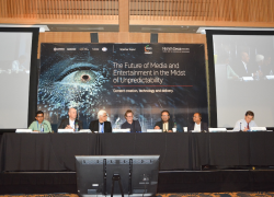 (Un) Conference – The Future of Media and Entertainment in the Midst of Unpredictability (September 29, 2015, Los Angeles): Session II