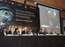 (Un) Conference – The Future of Media and Entertainment in the Midst of Unpredictability (September 29, 2015, Los Angeles): Session III